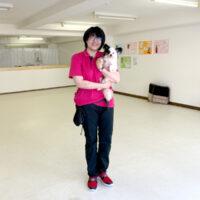 はっぴースマイルHana-Tanトレーナー仲井彩乃